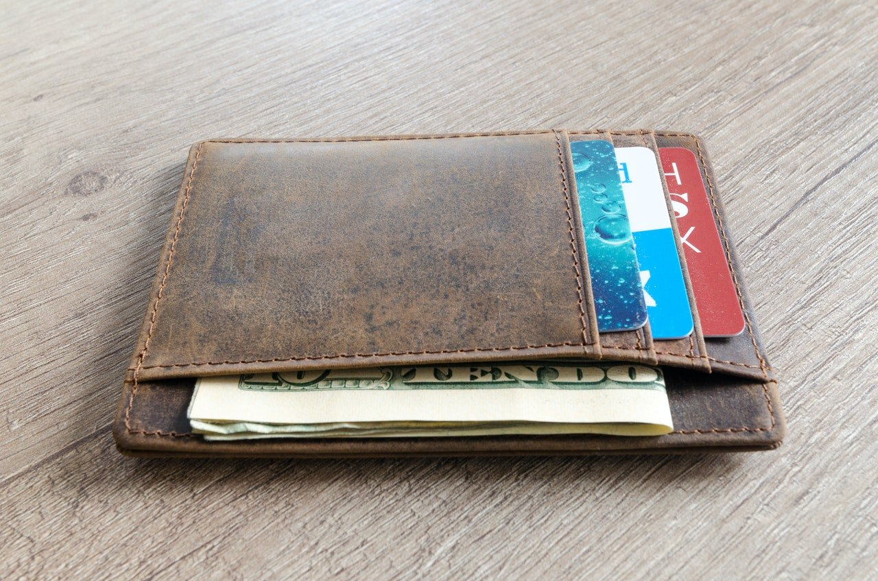 common things found in a wallet
